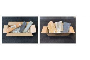 Samples - 3 pieces