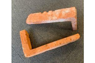 Vintage Cement Corner Piece